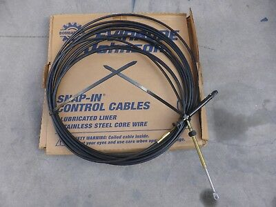 NEW OMC Johnson Evinrude Stern Drive Control Cable 42' 173142 *0650**