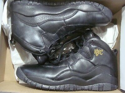 wholesale dealer 8a810 3a6d1 Nike Air Jordan 10 Retro Bg 310806 012 Size 4Y~6.5Y