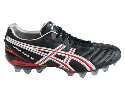New Asics Mens Lethal Flash Ds It Moulded Sole Football Soccer Rugby Boots