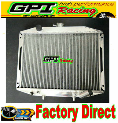 ALUMINUM RADIATOR For Mitsubishi Delica Express L300 Starwagon 86-07 50 mm