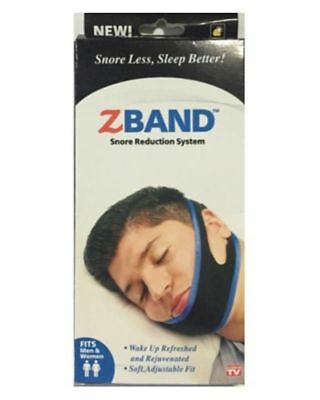 Anti Snore Mask Strap Belt Sleeping Aid Snore Reduction Less Chin Adjustable 49