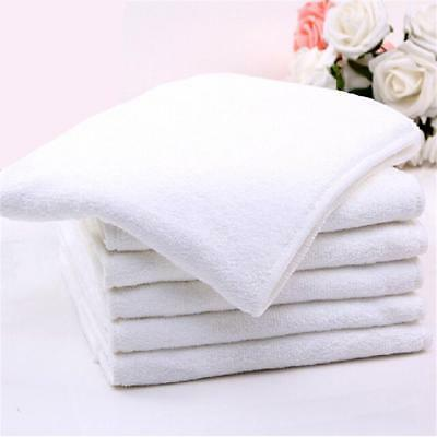 (Pack of 2) Super Soft Reusable 4 Layer Microfiber Inserts Cloth Nappies