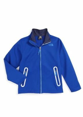 The North Face Apex Bionic Fleece Jacket Big Boys Size L Blue NWT $99