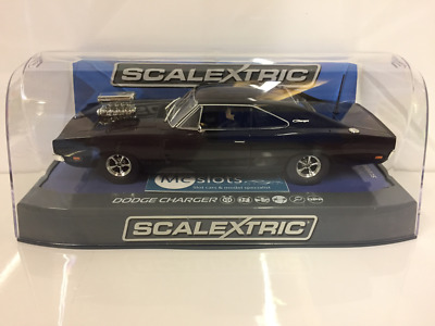 Scalextric C3936 Fast and Furious Doms Dodge Charger New Boxed