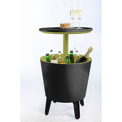 Keter Coolbar™ Ice Bucket Party Bar Table Drinks Food Cooler Esky Wine Cocktail