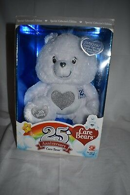 25th Anniversary Edition Care Bear sterling silver accents pickup is ok 3338