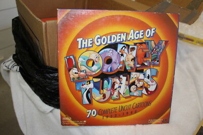 The Golden Age of Looney Tunes Vol 1 Laserdisc