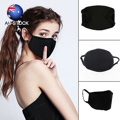 1pc Anti-Dust Unisex Cotton Mouth Face Mask Winter Warm Double-deck Mouth Cover