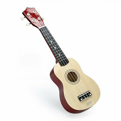 Soprano Ukulele Perfect Beginner Starter Adult Child Ukelele Guitar Burlywood