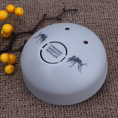 Portable Electronic Magnetic Ultrasonic Anti Mosquito Bug Killer Pest Repeller