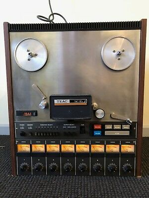 TEAC TASCAM 80-8 Reel to Reel Tape Recorder 8 Channel