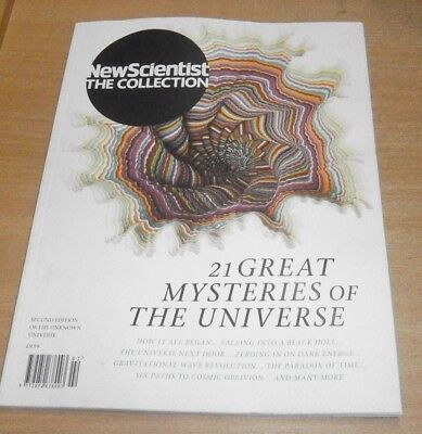 New Scientist magazine The Collection 2nd Ed. 21 Great Mysteries of the Universe