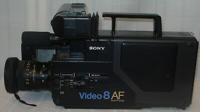 Sony Video Camera Recorder Ccd-V8Af (Japan) - Not Tested, Sold As Is