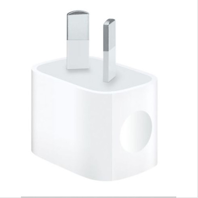 Genuine Apple iPhone AC Wall Charger Adapter for 6,6S Plus,5,5s,iPad Air mini