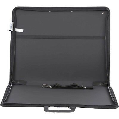 A3 Portfolio Display Art Work Presentation Storage Carry Case Water Resistant