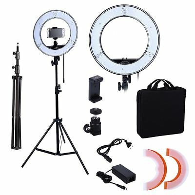 Photo Studio lighting 180PCS LED Ring Light 5500K Camera Phone Lighting Photogra