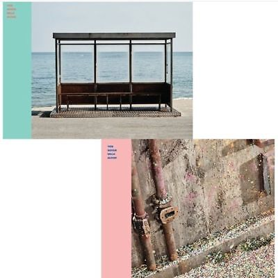 Bts - [Wings:you Never Walk Alone] Full Package With A Tracking Num, Sealed