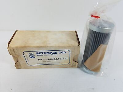 Fairey Arlon Betamaze 200 R921-H-0403A Hydraulic Filter
