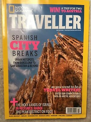 National Geographic Traveller Magazine March 2015 Issue 33