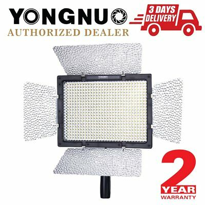 YONGNUO YN-600 Pro LED Light 5500K with Remote for Canon Nikon US-W