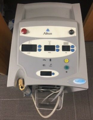 2002 Altus Cutera CoolGlide Excel Hair Removal and Vascular Laser System