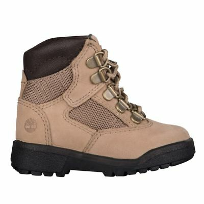 Details about Timberland 6 Inch Toddler's Field Boots Dark Orange TB0A1PMO