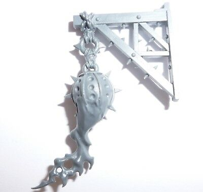 Skaven Plague Furnace//Screaming Bell Support Arches G1320
