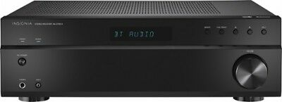 INSIGNIA Stereo Receiver with BLUETOOTH 200w 2.0 Channel NS-STR514