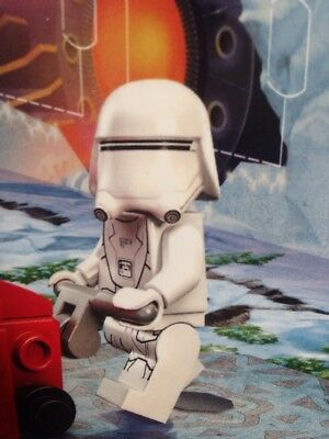 Lego Star Wars Minifigures 75184 First Order Snowtrooper New Sealed
