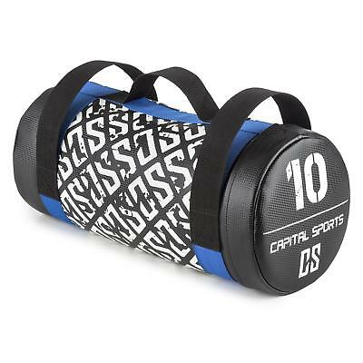 Capital Sports Power Sand Bag Boxing Push Up Power Strength 10 Kg *free P&p*