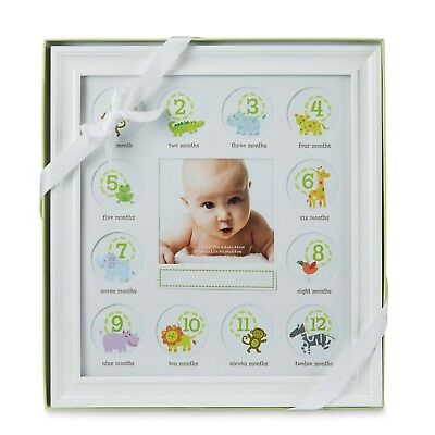 Stepping Stones Stepping Stones Baby's First Year Picture Frame Mat