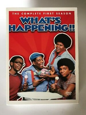 Whats Happening - The Complete First Season (DVD, 2004, 3-Disc Set) S128