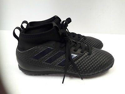 new concept f9c8b 10d3d NEW ADIDAS ACE 17.3 Primemesh Junior Astro Turf Trainers size UK 4