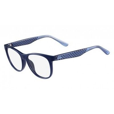 NEW LACOSTE L2773 424 52mm BLUE LADY'S EYEGLASSES OPHTHALMIC Rx FRAME