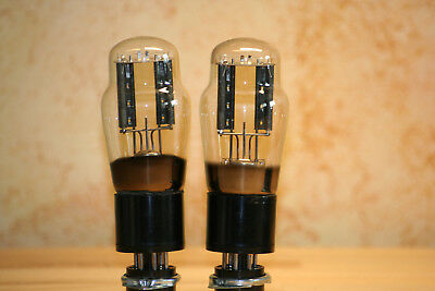 U50 röhre TUBE NOS MULLARD VALVE BRITISH GLEICHRICHTER MATCHED PAIR AMPLIFIER