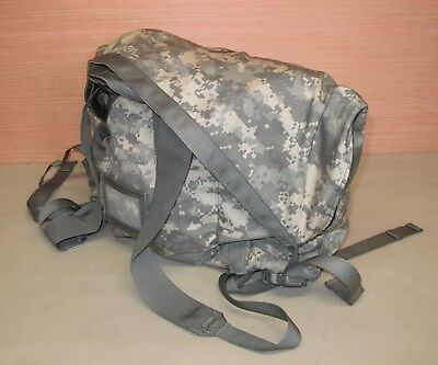 US Military Issue Army ACU Camouflage MOLLE Gear Carry Bag Stuff Sack Backpack