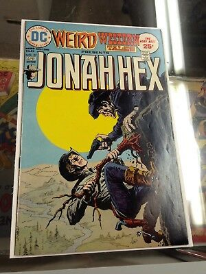 "Weird Western Tales 27 VF Jonah Hex DC ""Meadow Springs Campaign"""