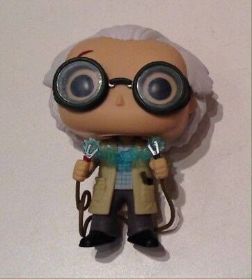 Funko Pop! Back To The Future Movie Doc Dr. Emmett Brown Figurine