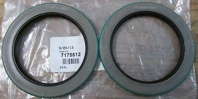 Mechanical Power Transmission 1350550 NEW SKF NITRILE OIL SEAL HDS1 13.5 SHAFT 15.5 OD .813 WIDTH 10-15 PSI