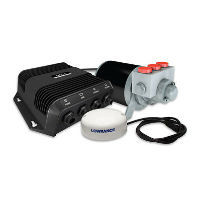 Lowrance 000-11748-001 Autopilot Outboard System for Hydraulically Steered Boats