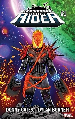 Cosmic Ghost Rider #1 Comic 2018 Marvel NEW Donny Cates Thanos
