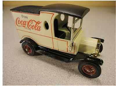 Vintage 70's Coca Cola Model Model T Toy Truck Mint In Box Hard To Find!