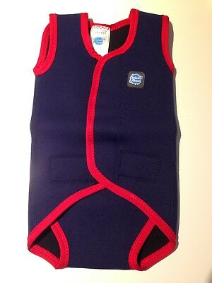 Splash About baby neoprene wrap/ wetsuit size: small 0 - 6 months
