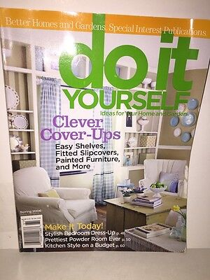 BETTER HOMES & Gardens SMALL-SPACE DECORATING Magazine (Special ...