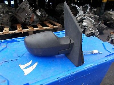 Ford Fiesta Mk6 2006 Os Driver Side Wing Mirror