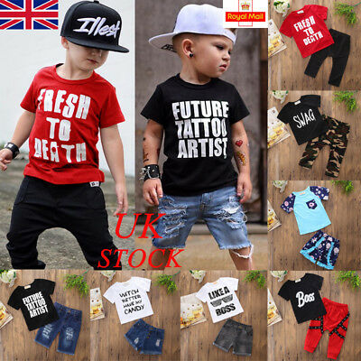 351f2950c NEWBORN BABY KIDS Famliy Matching Suit T-shirt Little Sister Romper ...