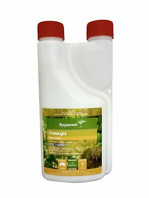 Apparent Onslaught 200C (Fipronil 200) Insecticide 1L or 5L