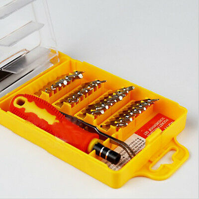 Hot 32 In 1 Precision Hardware Screw Driver Tool Sets Portable Screwdriver Kit