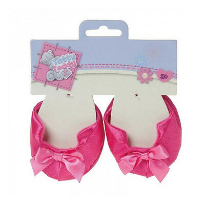 NEW Me To You Dress Up Tatty Teddy Pink Party Shoes