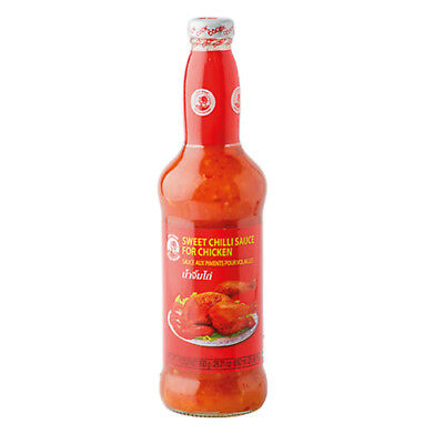 800g / 650ml Cock Süße Chilisoße für Hünchen Sweet Chilli Sauce for Chicken